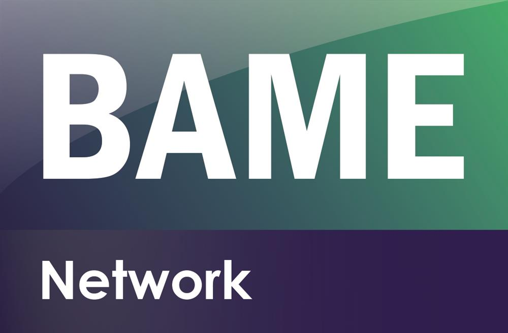 National EIS BAME Network Meeting: 16th September