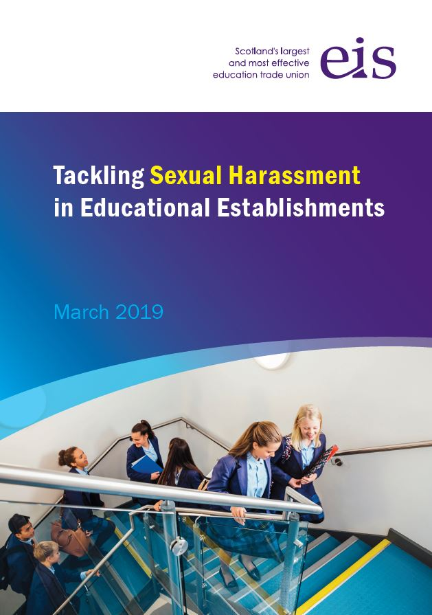 Sexual Harassment Guidance front cover