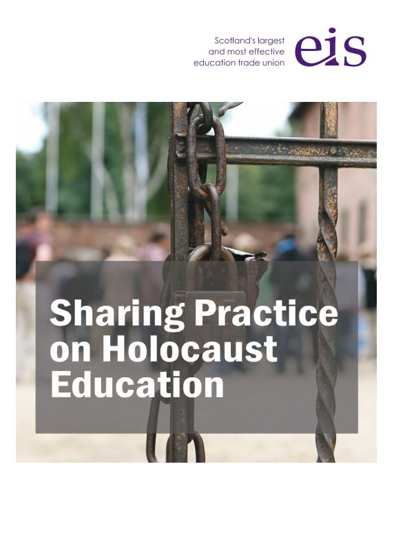Sharing Practice on Holocaust Education Cover