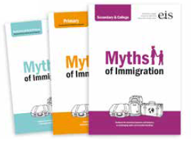 Myths of Immigration Booklets