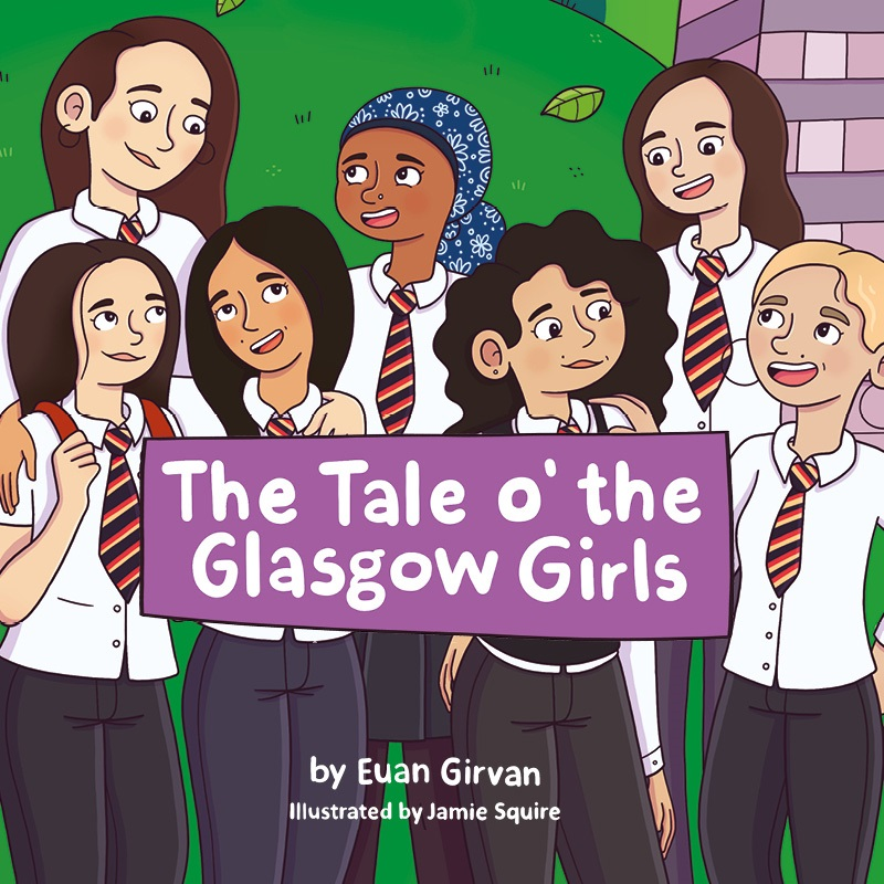 The Tale o' the Glasgow Girls